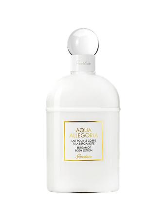 GUERLAIN - AQUA ALLEGORIA - Body Lotion scented with Bergamote - Bottle No Color