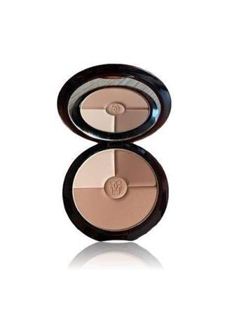 GUERLAIN - TERRACOTTA SUN TRIO - The bronzing and contouring palette LIGHT