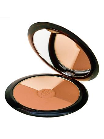 GUERLAIN - TERRACOTTA SUN TRIO - The bronzing and contouring palette NATURAL