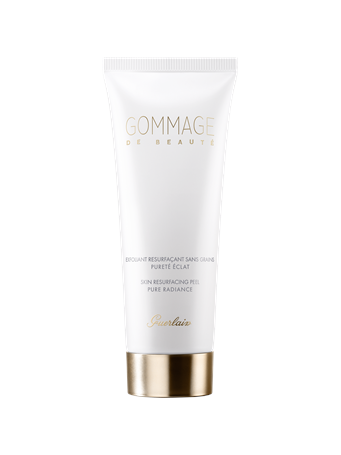 GUERLAIN - THE GOMMAGE DE BEAUTÉ - Skin resurfacing peel - Tube No Color