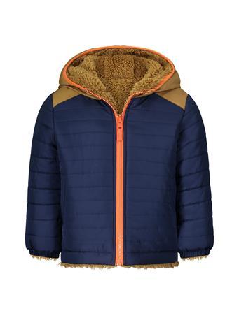 OSHKOSH - Reversible Jacket NAVY