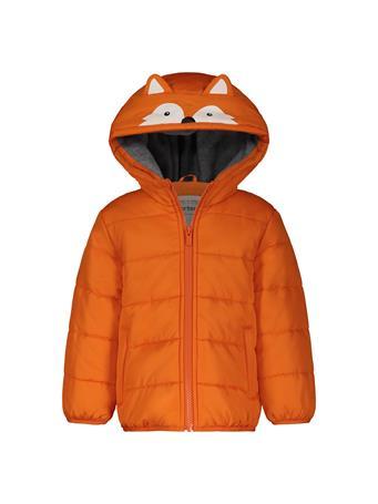 CARTER,S - Fox Puffer Jacket ORANGE