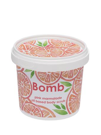 BOMB - Pink Marmalade Oil Based Body Scrub No Color