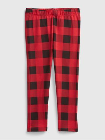 GAP - Toddler Mix and Match Graphic Leggings BUFFALO PLAID