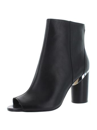 DKNY - Benson Peep Toe Bootie BLACK