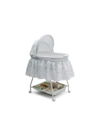 DELTA - Sweet Beginnings Bassinet - White  No Color