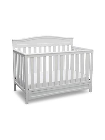 DELTA - Emery 4-in-1 Crib WHITE