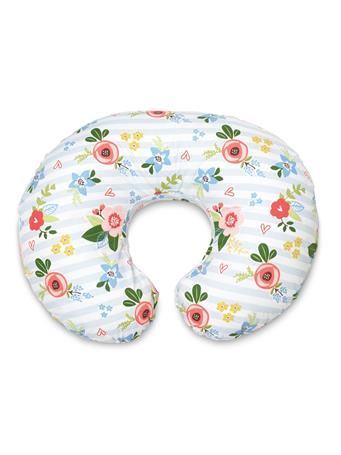 BOPPY - Blue Pink Posey Boppy Original Feeding & Infant Support Pillow NOVELTY