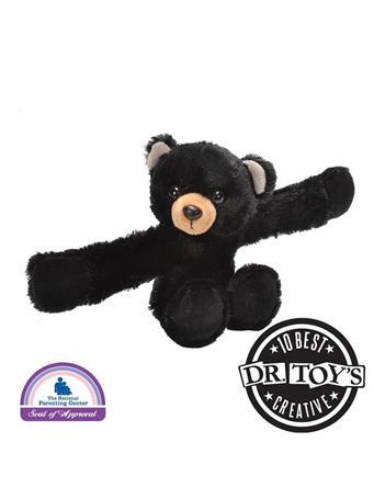 WILD REPUBLIC - Huggers Black Bear NOVELTY
