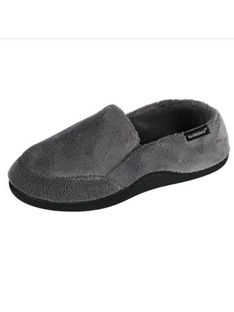 ISOTONERS - Microterry Slip On CHARCOAL
