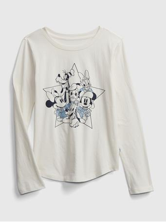 GAP - GapKids | Disney Mickey Mouse and Friends Graphic T-Shirt IVORY FROST