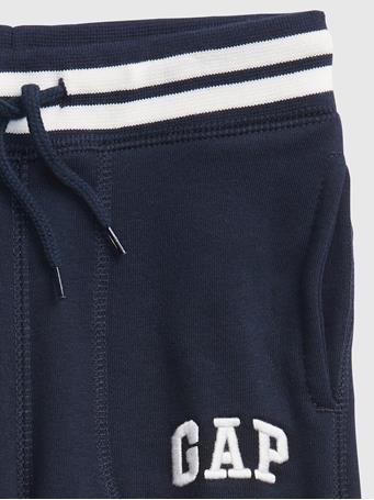 GAP - Toddler Gap Logo Pull-On Joggers TAPESTRY NAVY
