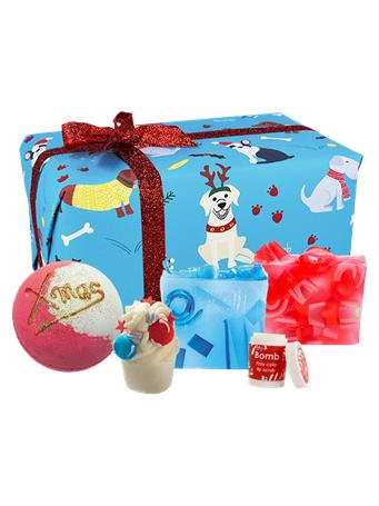 BOMB - Santa Paws Gift Pack No Color