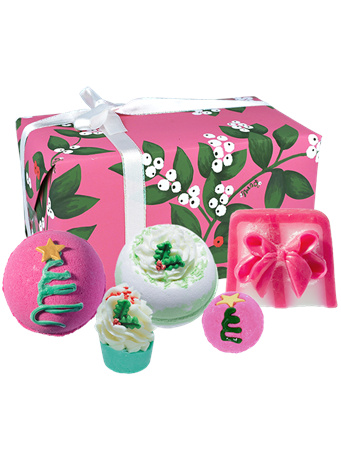 BOMB - Under The Mistletoe Gift Pack No Color