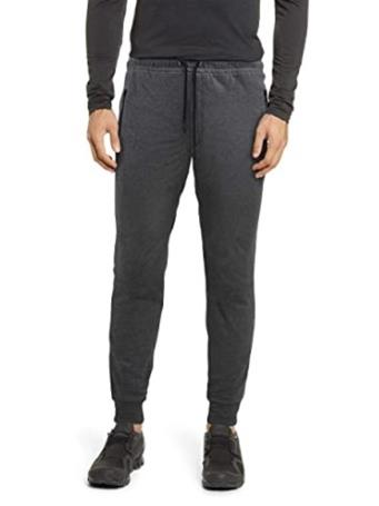 XRAY - Soft Touch Fleece Jogger HTR CHARCOAL