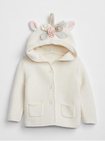 GAP - Baby Brannan Unicorn Sweater UNICORN