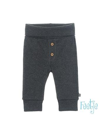 FEETJE - MINI PERSONS Solid Pull-On Pant GREY