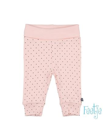 FEETJE - DOTS Allover Print Pull-On Pant PINK