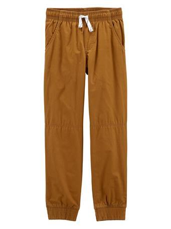 CARTER'S - Everyday Pull-On Pants KHAKI