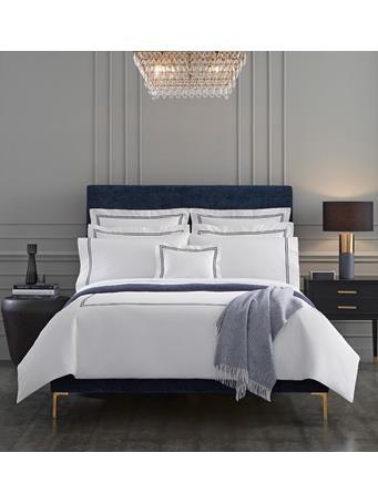 SFERRA - Grande Hotel Duvet Cover IVORY/IVORY