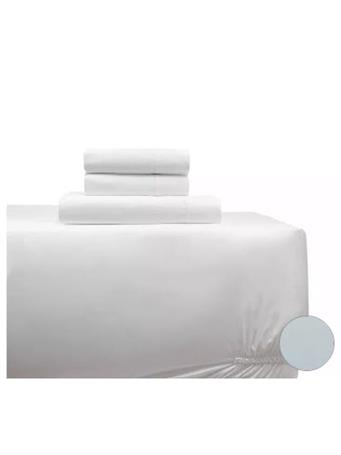 IMPERIAL COLLECTION - Extra Deep Cotton Sheet Set WHITE