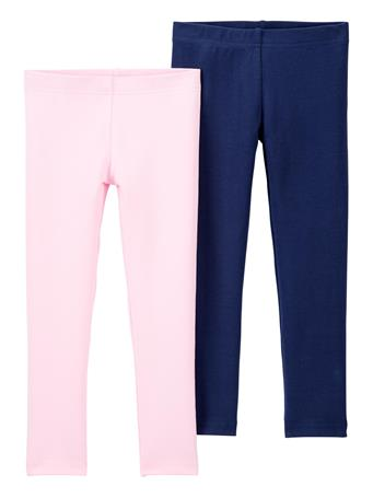 CARTER'S - 2-Pack Leggings PINK