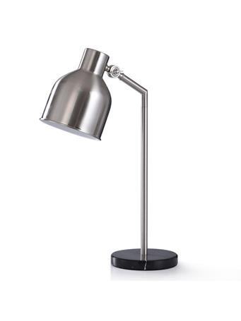 STYLE CRAFT - Desk Lamp Irby Silver 24 SILVER