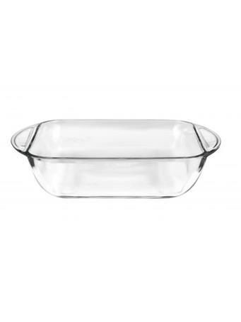 ANCHOR HOCKING - Essentials Glass Cake Dish, 8 Inch No Color