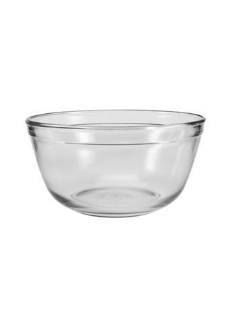 ANCHOR HOCKING - Glass Food Prep Mixing Bowl, 2.5 Quart No Color
