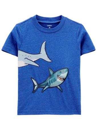 Carter's - Shark Action Graphic Tee NOVELTY