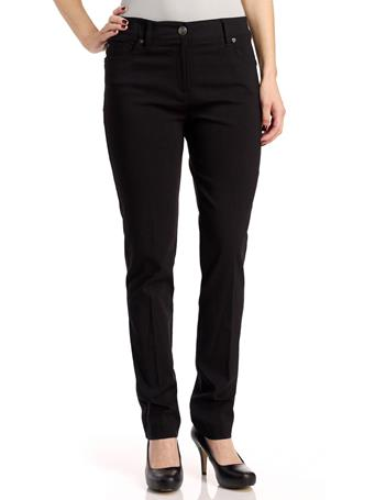 ZAC & RACHEL - Millenium Full Length Jean Style Pant BLACK