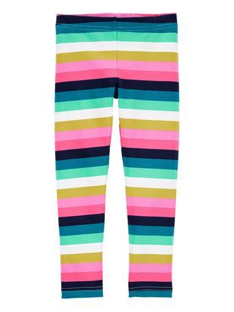 Carter's - Striped Leggings NOVELTY
