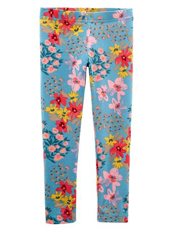 CARTER'S - Floral Leggings NOVELTY