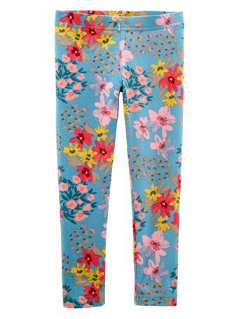 CARTER'S - Floral Leggings NOVELTY