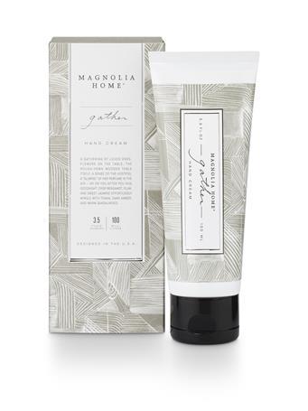 MAGNOLIA HOME - Boxed Hand Cream - Gather No Color