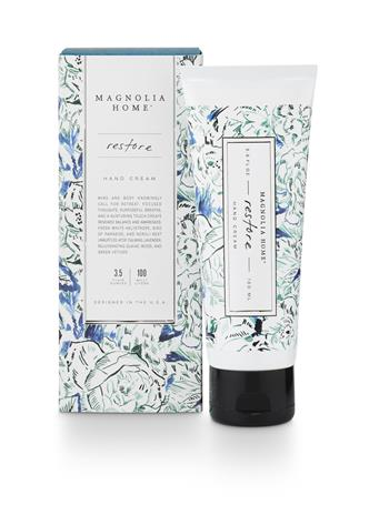 MAGNOLIA HOME - Boxed Hand  Cream - Restore No Color