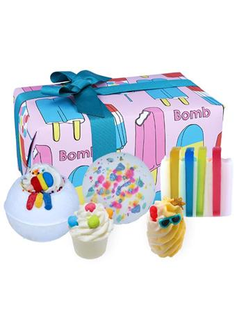 BOMB - Anything Is Popsickle Gift Set No Color