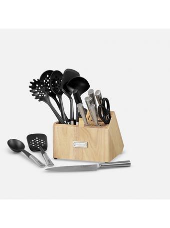 CUISINART - Cutlery & Tool 16 Pc Set Block No Color