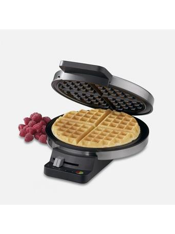 CUISINART - Round Classic Waffle Maker No Color