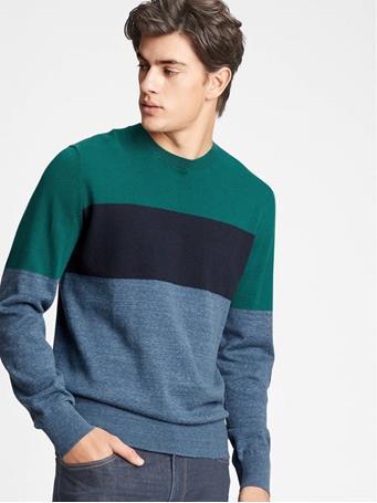 GAP - Crewneck Sweater SAVVY TEAL
