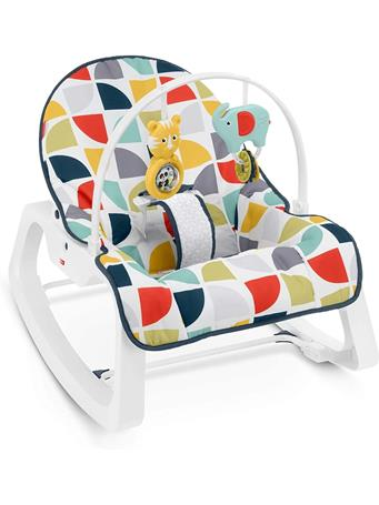 FISHER PRICE - Inf To Toddler Rocker NOVELTY
