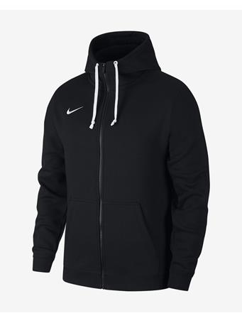 NIKE - Men's Hoodie Fz Fleece Team Club 19 BLACK
