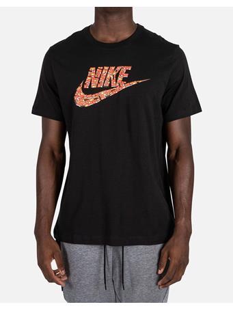 NIKE - Men's Nike Sportswear Short Sleeve Tee Futura BLACK
