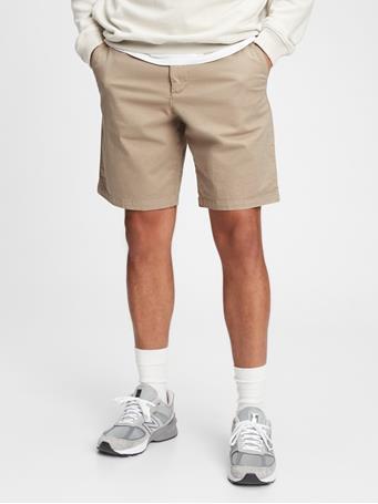 """GAP - 10"""" Vintage Shorts SAFARI KHAKI"""