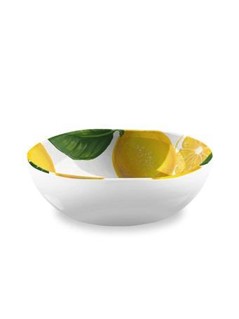 TARHONG - Lemon Fresh Cereal Bowl YELLOW