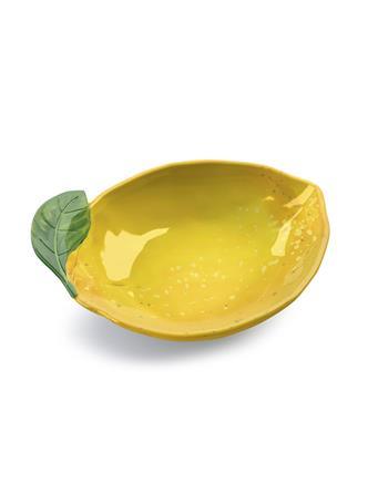 TARHONG - Lemon Fresh Figural Bowl YELLOW
