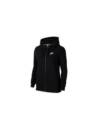 NIKE - Long Sleeve Club Hoodie BLACK