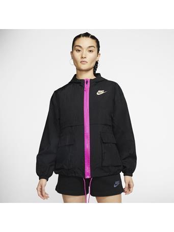 NIKE - Long Sleeve Icon Jacket BLACK
