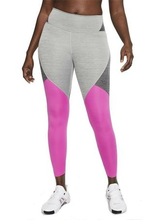 NIKE - Sculpt Victory Tight GRY
