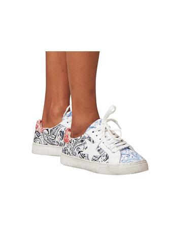 STEVEN MADDEN - Star Printed Sneaker MULTI